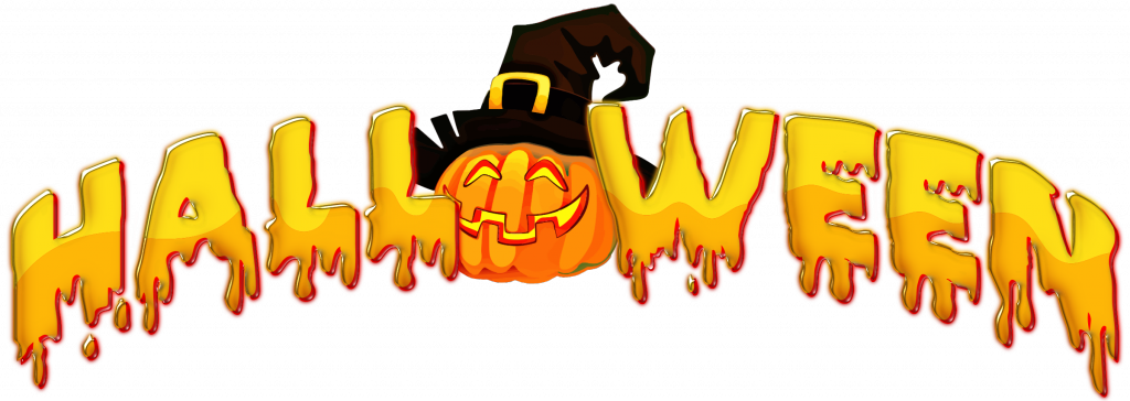halloween-typography