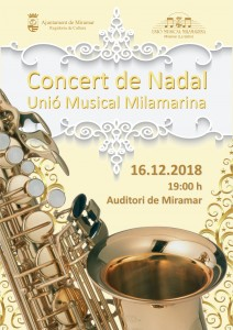 20181216 Concert Nadal Unió Musical Milamarina
