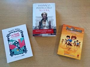 Nuevos libros marzo Biblioteca Miramar (1)