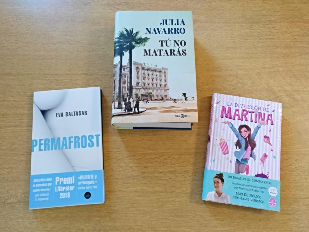 Nuevos libros marzo Biblioteca Miramar (2)