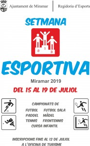 Setmana Esportiva 2019