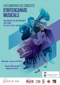 Intercanvi Concert estiu UMM